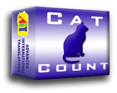 CATCount software for translators and translation agencies