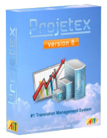 Projetex software for translators and translation agencies